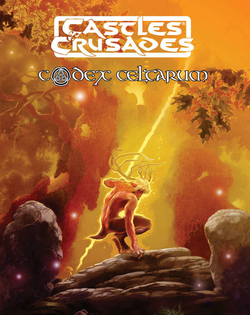 Castles and Crusades: Codex Celtarum (HC)