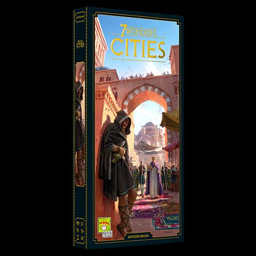 7 Wonders: Cities Exp. New Edition (EN)