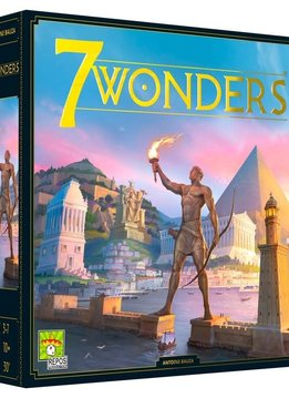 7 Wonders Nouvelle Édition (FR)