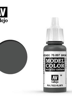 VALLEJO: MODEL COLOR BRONZE GREEN (17ML) (6)