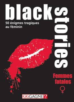 Black Stories: Femmes fatales (FR)