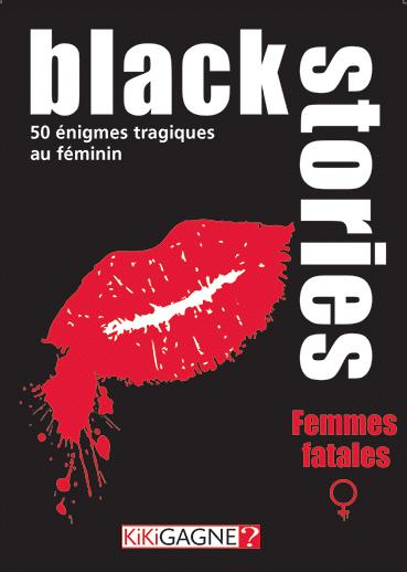 Black Stories - Femmes Fatales