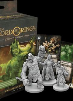 Journeys in Middle Earth: Dwellers in Darkness Figure Pack (EN)