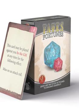 Fates & Fortunes Deck (5E)