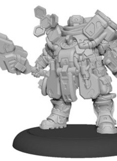 Warcaster - Marcher Worlds: Combat Engineer