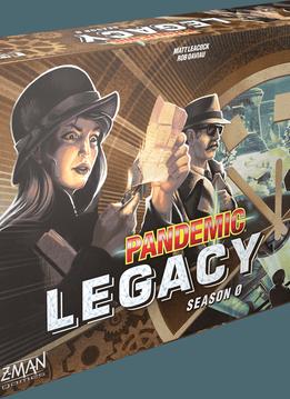 Pandemic Legacy: Season 0 (EN)