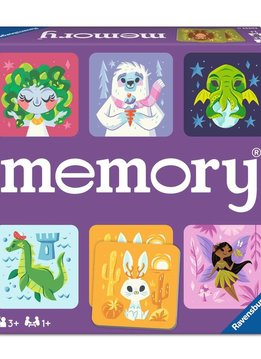 Cute Monsters Memory (Multi)