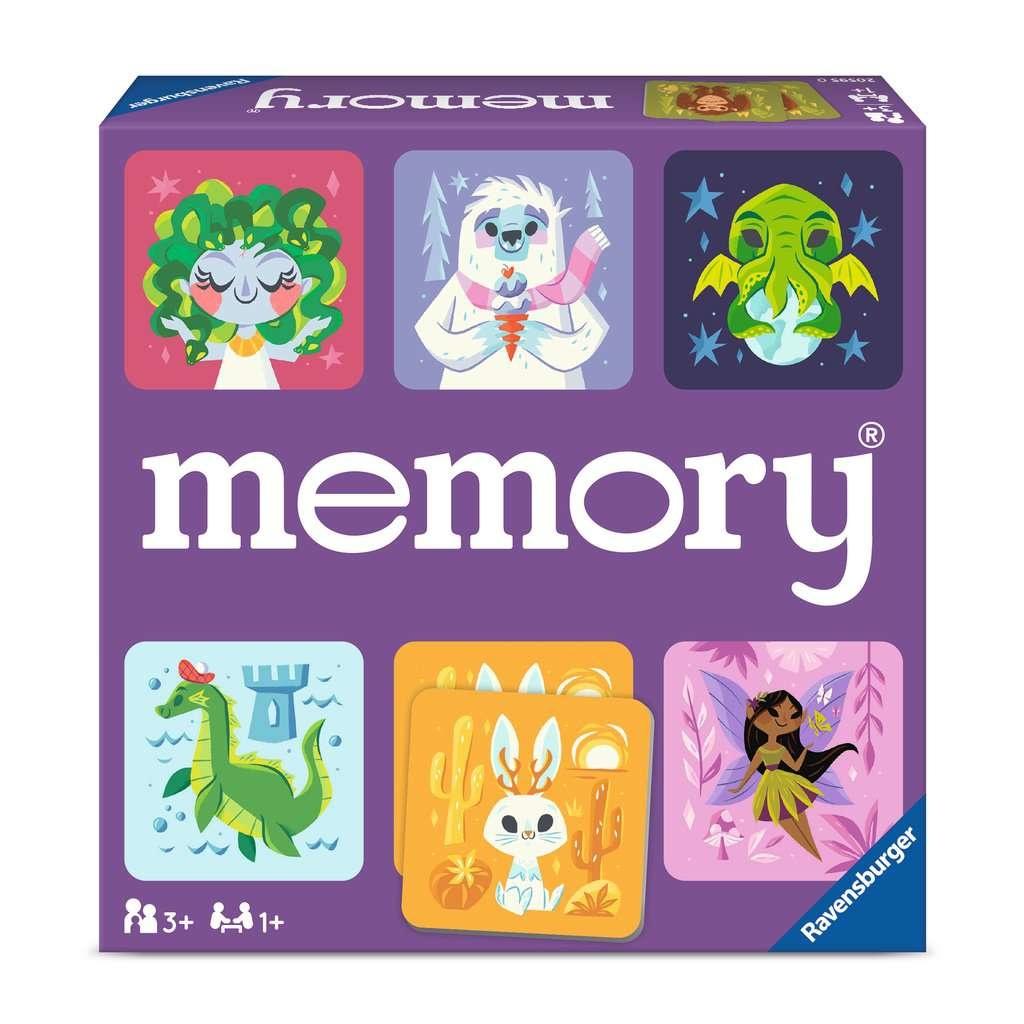 Cute Monsters Memory (Multi)