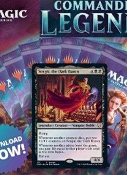 Commander Legends - Sealed maison (13-19 nov)