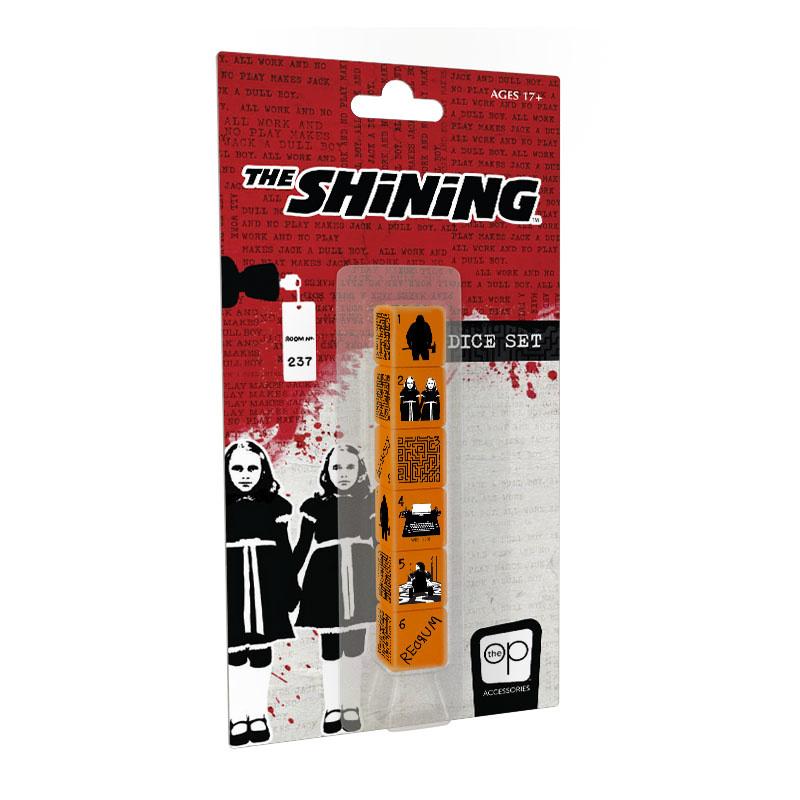 The Shining D6 Dice Set (6 pcs)