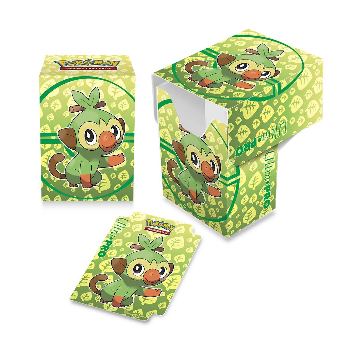 UP D-Box Pokemon Grookey Full View