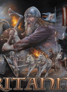 Britannia Kickstarter
