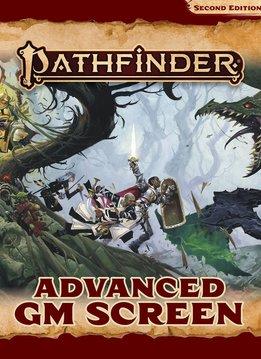 Pathfinder 2E: Advanced GM Screen (HC)