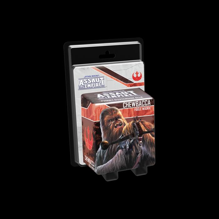 Assaut sur l'Empire: Chewbacca