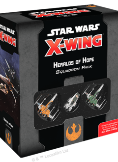 X-Wing 2E: Heralds of Hope Squadron Pack