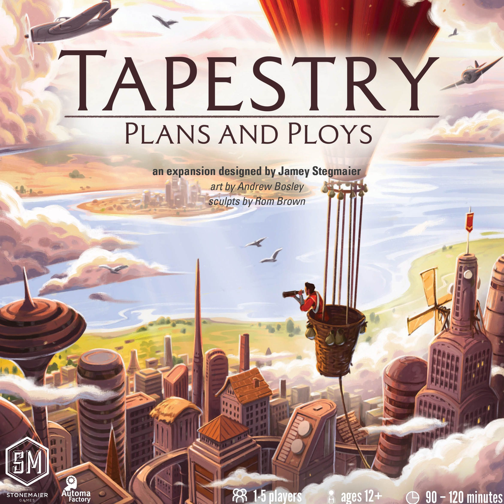 Tapestry: Plans and Ploys (EN)