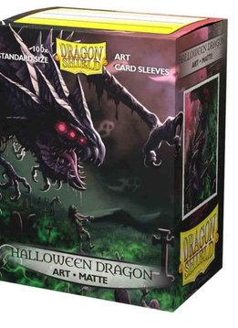 Halloween Dragon - Dragon Shield Sleeves Ltd. Ed. Matte Art 100ct