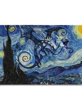 Starry Night - Dragon Shield Ltd. Ed. Playmat