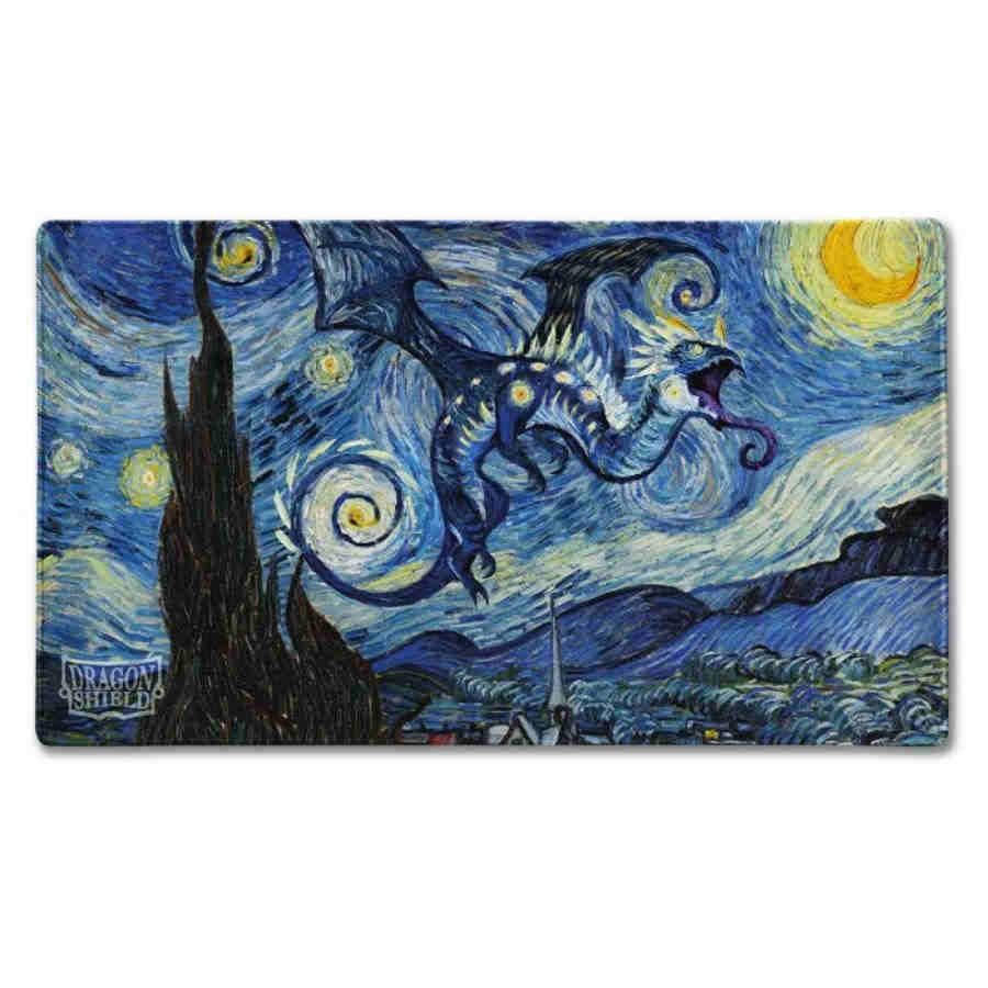 Starry Night - Dragon Shield Ltd. Ed. Playmat