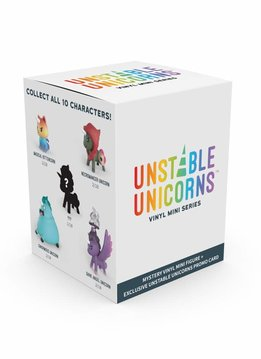 Unstable Unicorn - Vinyl Mini Series Blind Box