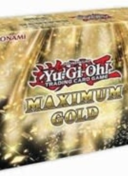 YGO Maximum Gold Mini-Box Set (13 nov)