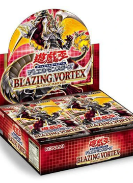YGO Blazing Vortex Booster Box