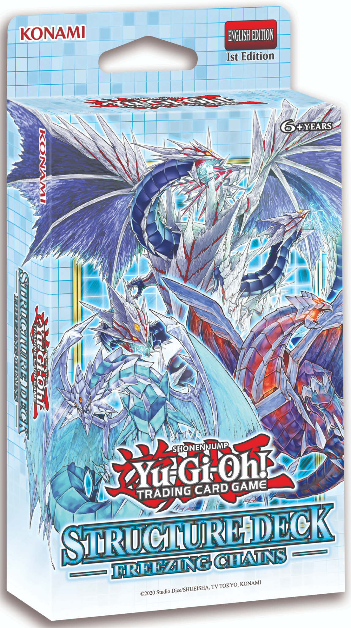 YGO Freezing Chains Structure Deck