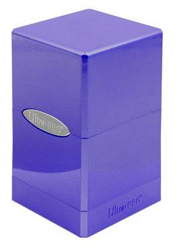 Deck Box: Hi-Gloss Amethyst Satin Tower