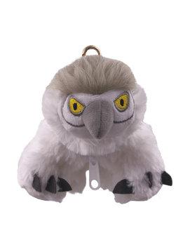 D&D Snowy Owlbear Dice Pouch