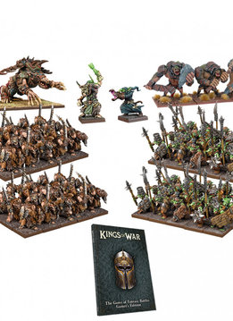 Kings of War: War in the Holds – Two Player Starter Set