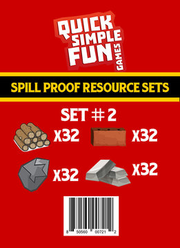 Spill Proof Ressources Set #2
