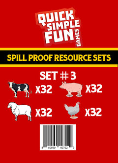 Spill Proof Ressources Set #3