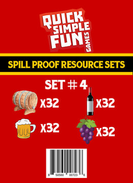 Spill Proof Ressources Set #4