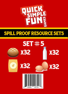 Spill Proof Ressources Set #5