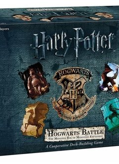 Harry Potter: Hogwarts Battle - The Monster Box of Monsters (FR)