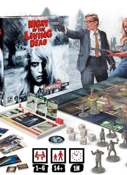 Zombicide: Night of the Living Dead Kickstarter