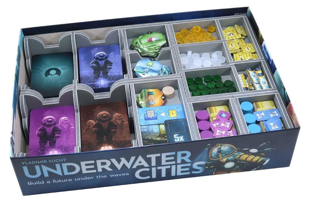 FS Foamcore Insert - Underwater Cities