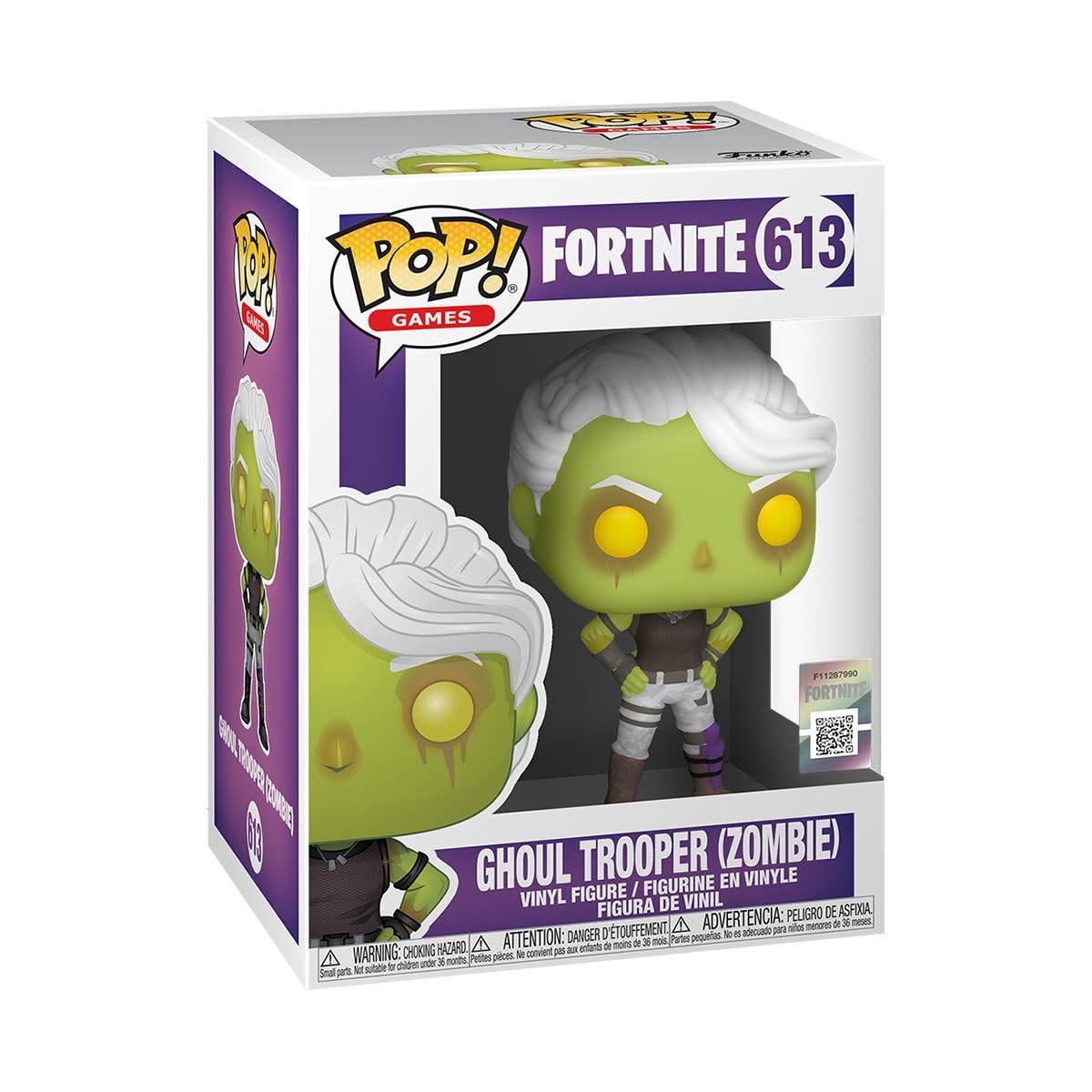 Pop! Fortnite: Ghoul Trooper