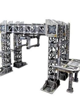 Tinkerturf Sci-Fi: Maglev Depot - Neutral Theme