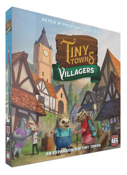Tiny Towns: Villagers Exp. (EN)