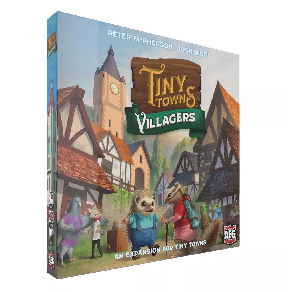 Tiny Towns: Villagers Exp. (EN)