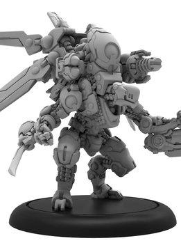 Warcaster - Aeternus Continuum: Warjack Nemesis A