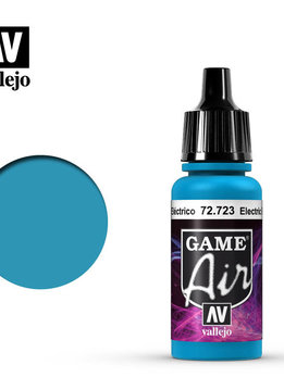 Vallejo Air Electric Blue 17ml