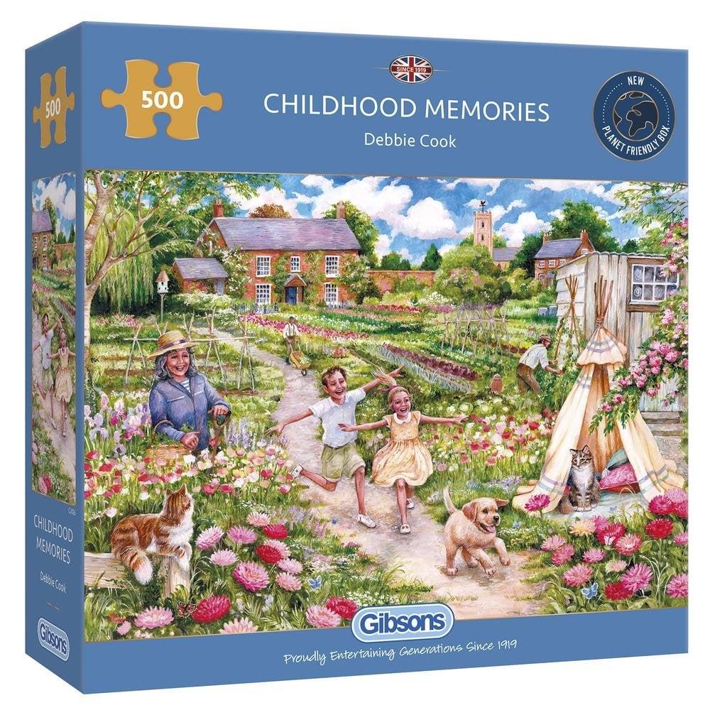 Puzzle: Childhood Memories (500 pc)