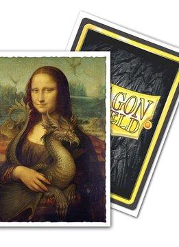 Mona Lisa - Dragon Shield Sleeves Ltd. Ed. Matte Art 100ct