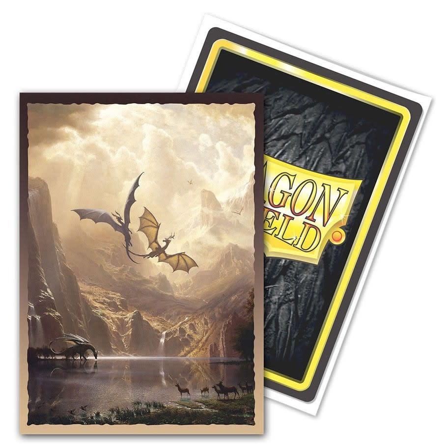 Among the Sierra Nevada - Dragon Shield Sleeves Ltd. Ed. Brushed Art 100ct