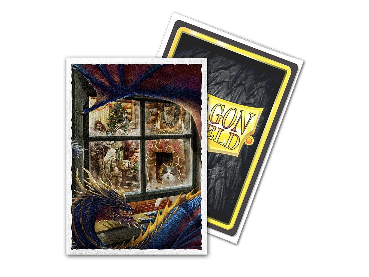 Christmas Dragon - Dragon Shield Ltd. Ed. Playmat