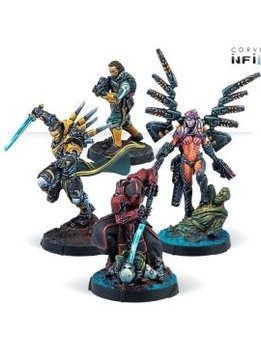 Infinity: Betrayal Characters Pack
