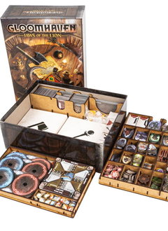 E-Raptor Insert: Gloomhaven Jaws of the Lion