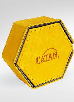 Catan Hexatower Yellow